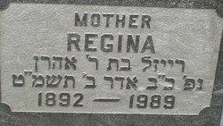Regina <i>Handler</i> Solomon