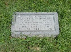Asley Ann <i>Wooten</i> Wooten