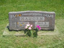 Paul K Haugen