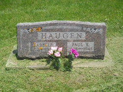 Isabelle <i>Evenson</i> Haugen