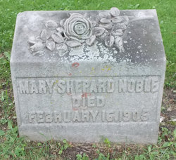 Mary Jane <i>Shepard</i> Nobel
