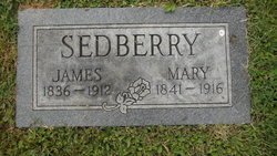 Mary <i>Parmenter</i> Sedberry
