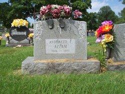 Antoinette Azzam