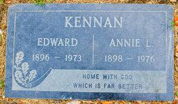 Annie L <i>Boden</i> Kennan