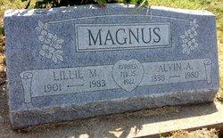 Lillian M. Lillie <i>Andrewson</i> Magnus