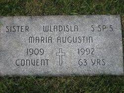 Sr Maria Augustin