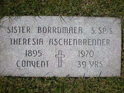 Sr Theresia Aschenbrenner
