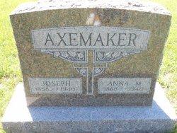 Joseph Axemaker