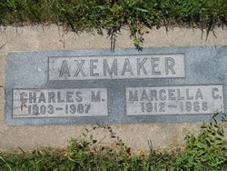 Marcella C Axemaker