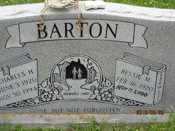 Bessie M Barton