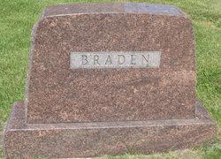 Frances Mae <i>Pierce</i> Braden