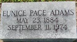 Eunice <i>Pace</i> Adams
