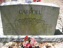 Carl Milton Carroll
