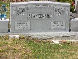 Deloris J Blankenship