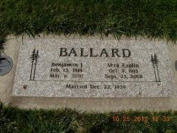 Benjamin J Ballard
