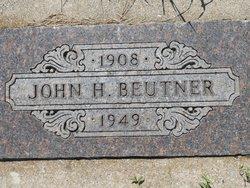 John H Beutner