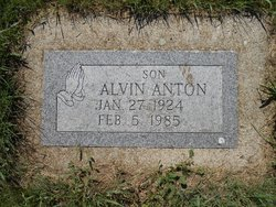 Alvin Anton