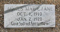 Agnes Mae Crane