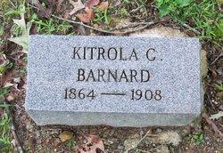 Kitrola Aurora <i>Carter</i> Barnard