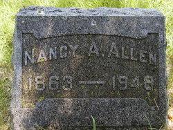 Nancy Angeline Angie <i>Lee</i> Allen