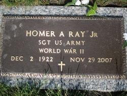 Homer A. Ray