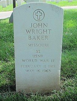 John Wright Baker