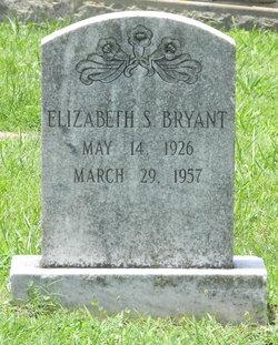 Thelma Elizabeth <i>Schronce</i> Bryant