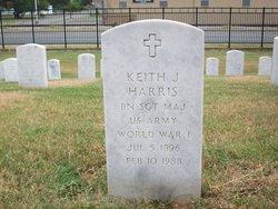 Keith Jones Harris