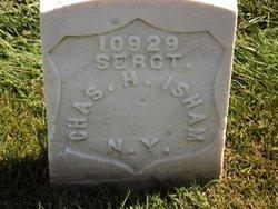 Sgt Charles H Isham
