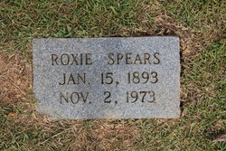 Roxie <i>Rawson</i> Spears