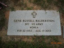 Gene Russell Balderston