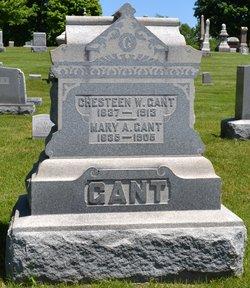 Chesteen W Chester Gant