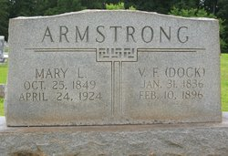 Mary L Armstrong