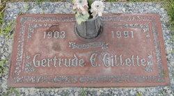 Gertrude E. Gillette
