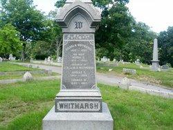 Maria B <i>Thaxter</i> Whitmarsh