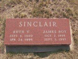 Ruth V Sinclair