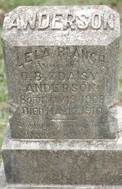 Lela Blanch Anderson