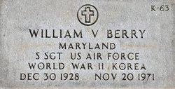 Sgt William V. Berry