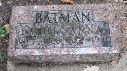 Anna Jane <i>Benner</i> Batman