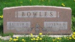 Arthur Howard Bowles