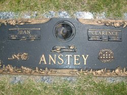 Clarence Alanzo Anstey