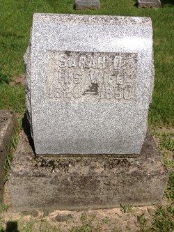 Sarah D. <i>Sturgis</i> Auten