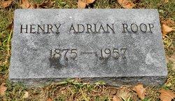 Henry Adrian Roop