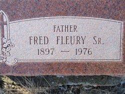 Fred Fleury, Sr