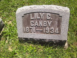 Lillie C Canby
