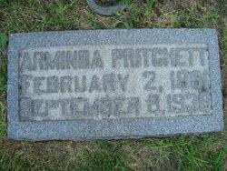 Arminda <i>Turner</i> Pritchett