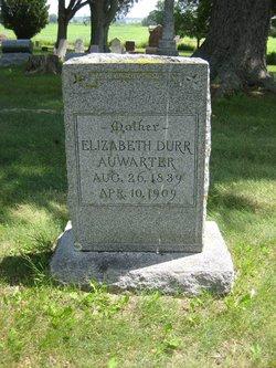 Elizabeth <i>Durr</i> Auwarter