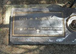 Lois <i>Turner</i> Rosenthal