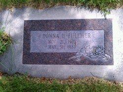 Donna <i>Hatch</i> Fullmer