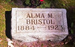 Alma M <i>Berglund</i> Bristol
